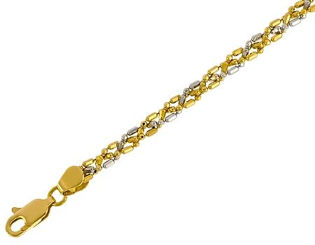 Золотая цепочка 750 пробы (01-15930588)