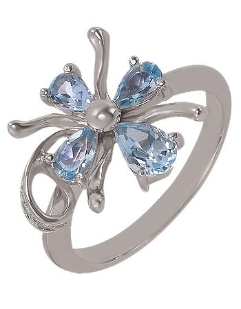 93010511 кольцо (ag 925)