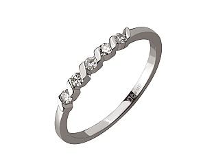 Золотое кольцо с бриллиантами 2б_к-204 фотография