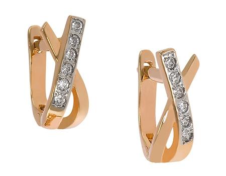 Золото кольцо циркон кострома