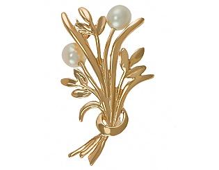 сережки золотые с топазом купить