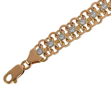 Браслеты с бриллиантами - золотые бриллиантовые браслеты в интернет У нас Вы можете купить женский браслет с