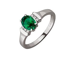Золотое кольцо с бриллиантами 01-17200160 фотография
