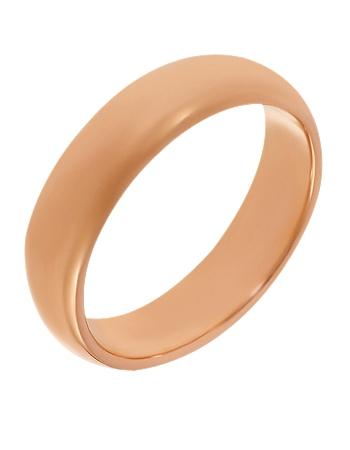 """Золотое обручальное кольцо 585 пробы (15-000085175) """"Ювелирная карта"""""""