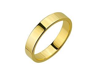Золота каблучка  3к-201 фотографія