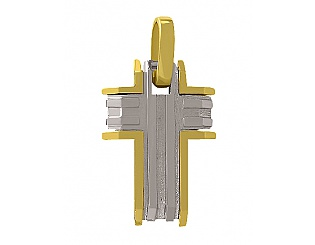 Золотий кулон  5п-176 фотографія