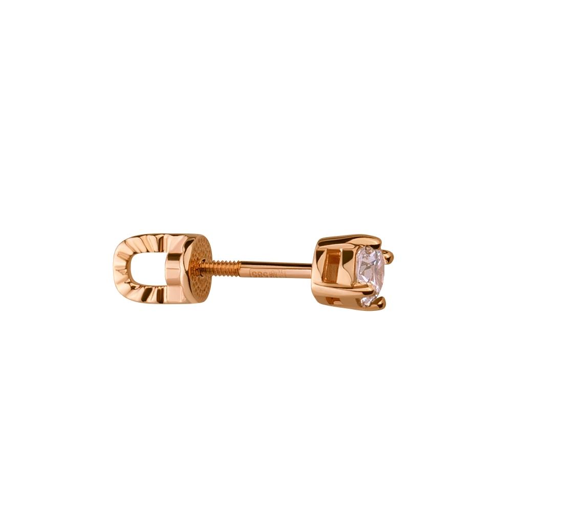 Золоті сережки  01-17346583 фотографія