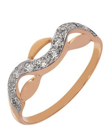 кольцо с черным жемчугом и бриллиантом фото