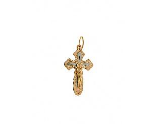 Золотий хрестик  -кр-247 фотографія