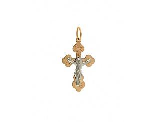 Золотий хрестик  4-кр-176 фотографія