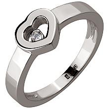 Золотое кольцо с фианитом (2к-259)