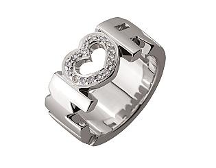 Золотое  кольцо с бриллиантами 01-17387097 фотография