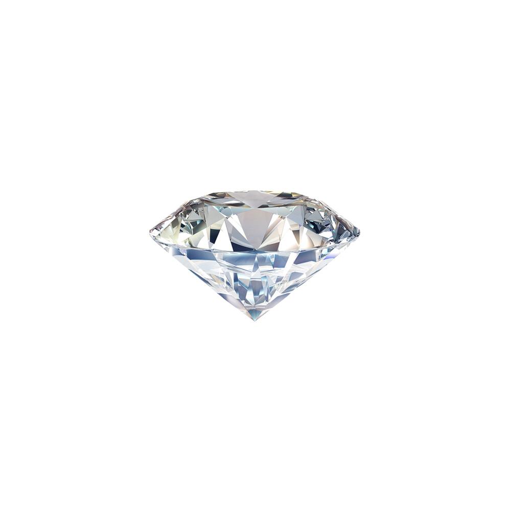 Бриллиант, круг 1х0.05ct; 6/5; д-2.40 (01-16267762)
