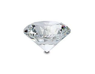 Діамант - коло 1x0.01ct; 6/6 д-1.45мм   фотографія